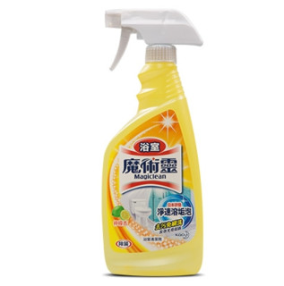 88VIP : Kao 花王 魔术灵 浴室清洁剂 柠檬清香 500ml *3件