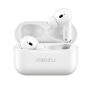 MEIZU 魅族 POP Pro 入耳式真无线动圈蓝牙降噪耳机 白色