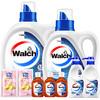 Walch 威露士 洗衣液套装 2.25L/瓶+1L/瓶+280g*2瓶+60ml*3瓶+50*2袋 清香型