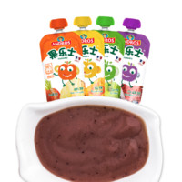 Fruit Me Up 果樂士 經典系列 果泥 2段 多口味 90g*16支