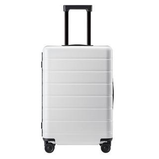 MI 小米 双杆万向轮TSA海关锁横条纹框体卡扣拉杆箱
