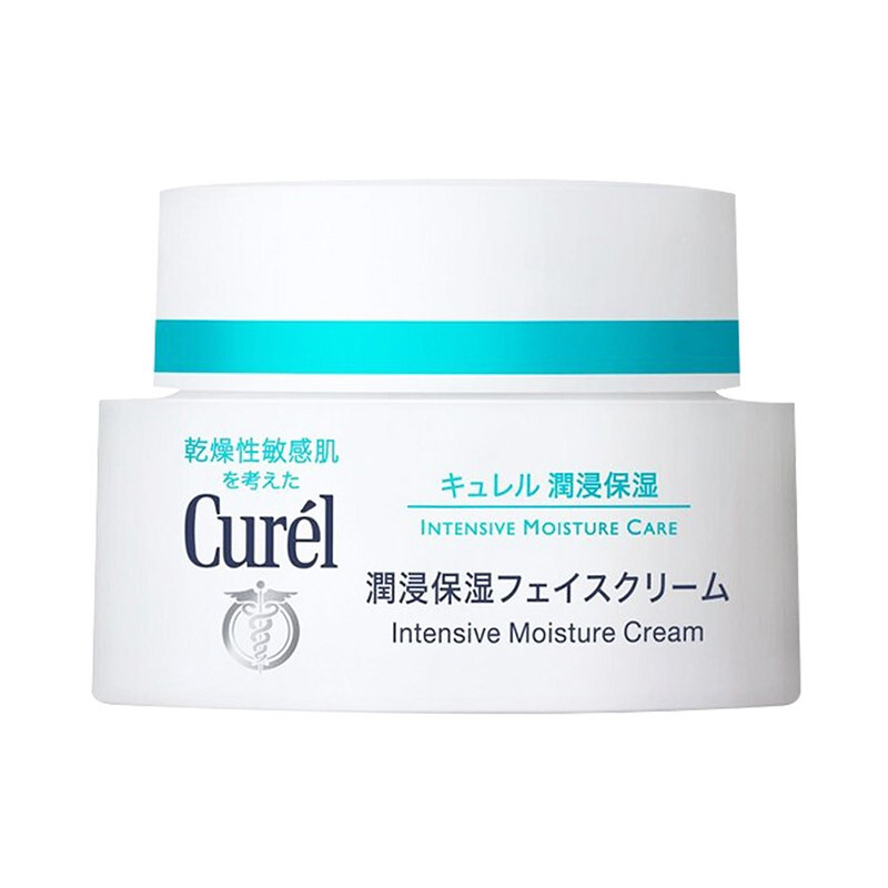 Curel 珂润 润浸保湿脸部护理系列润浸保湿滋养乳霜