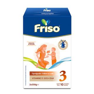 Friso 美素佳儿 幼儿配方奶粉 3段 700g *2件