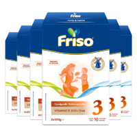 Friso 美素佳儿 幼儿奶粉 荷兰版 3段 700g*6盒