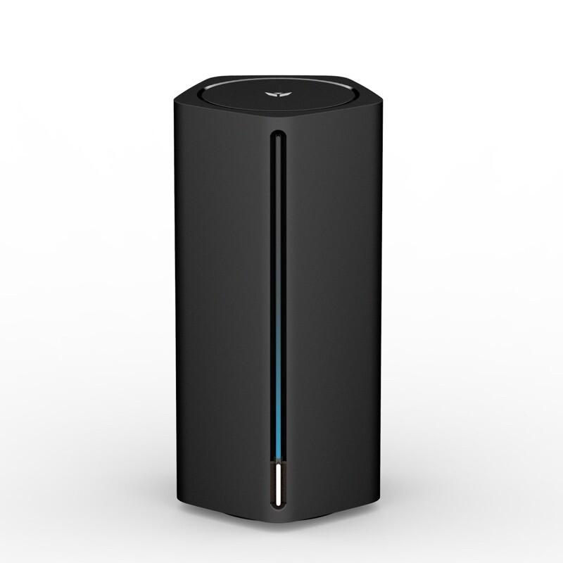 京东云 RE-SS-01 1800M 千兆双频 WiFi6 家用路由器 黑色