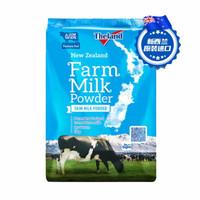 新西兰原装进口 纽仕兰(Theland)高钙脱脂奶粉 1kg/袋成人学生中老年营养早餐