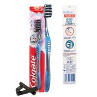 聚划算百亿补贴:Colgate 高露洁 超洁纤柔牙刷 5支装