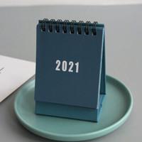 oeny 2021年迷你桌面小台历