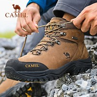 CAMEL 骆驼 A842026445 中性款登山鞋