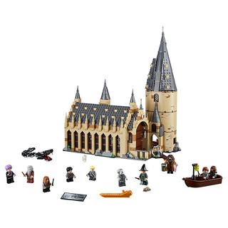 LEGO 乐高 Harry Potter哈利·波特系列 75954 霍格沃茨城堡