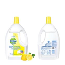 Dettol 滴露 衣物除菌液 清新柠檬 3L*2瓶