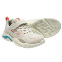 Balabala 巴拉巴拉 男童休闲运动鞋 1300 米白色 28码(脚长17cm)