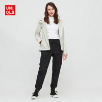UNIQLO 优衣库 428341 女士仿羊羔绒运动裤
