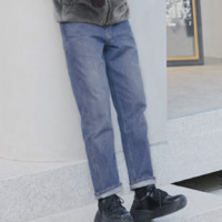 UNIQLO 优衣库 430607 男士牛仔裤