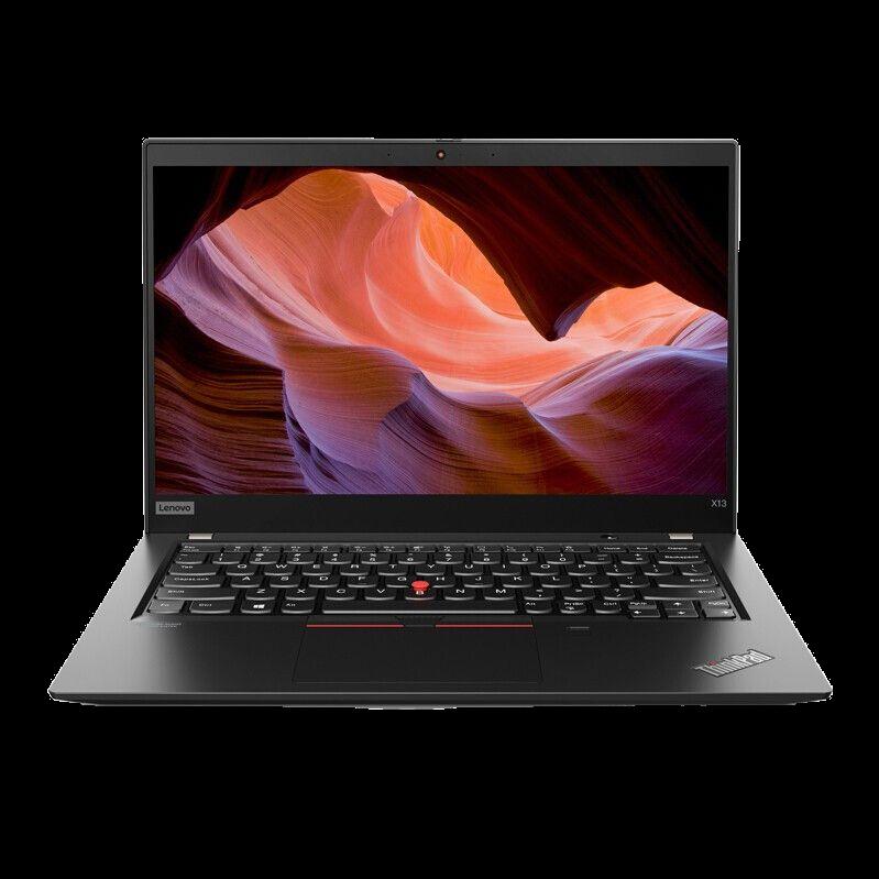 ThinkPad 思考本 联想ThinkPad X13(0BCD)酷睿版 英特尔酷睿i7 13.3英寸高性能笔记本电脑(i7-10510U 16G 2T Win10专业版)4G