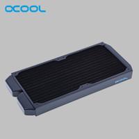 ALPHACOOL(阿爾法酷)ST30全紫銅冷排散熱器140/280/420/560 280-30