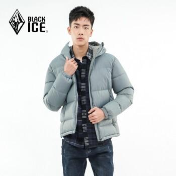 BLACK ICE 黑冰 T1203 男士户外轻量羽绒服