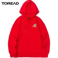 TOREAD 探路者 TAUJ80809 中性款套头运动卫衣