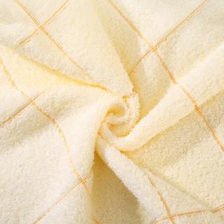 KINGSHORE 金号 GA1007T 毛巾套装 六条装 72*33cm 黄*2+绿+红*2+兰