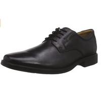 Clarks Tilden Plain Derbys 系带皮鞋