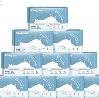 Kleenex 舒洁 湿纸巾 10片*10包