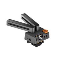 科唛 COMICA Traxshot 万向枪式麦克风立体声麦克风前后指向麦克风手机麦克风短视频直播麦克风相机麦克风