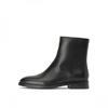 STACCATO 思加图 B1186DZ9 女款牛皮革短靴