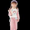 Balabala 巴拉巴拉 女童洋气运动套装 6046