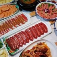 上海陆家嘴 雪乡人家正儿8经烤一切 3人套餐