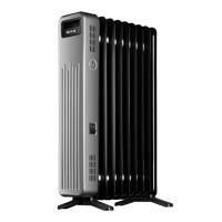 聚划算百亿补贴:SINGFUN 先锋 DYT-Z9 电暖器 9片