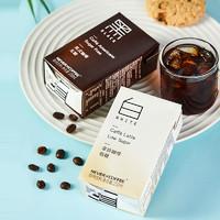 NEVER COFFEE 即饮咖啡 拿铁美式咖啡 250mL*6盒