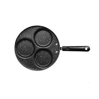 欧兰泽 多孔煎蛋平底不粘锅 3孔