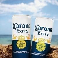 临期品:Corona 科罗娜 墨西哥风味特级啤酒 355ml*12听