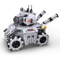 DOUBLE E/双鹰 咔搭 遥控编程 C71012 风暴坦克