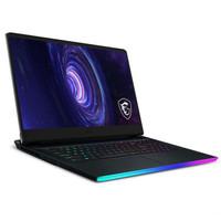 新品发售:MSI 微星 强袭2 GE76 17.3英寸笔记本电脑(i9-10980HK、64GB、2TB、RTX3080、4K)