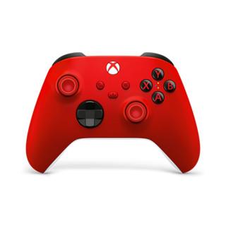微软 Xbox 无线控制器 2020 锦鲤红手柄 今日开售!