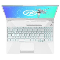 ASUS 华硕 天选2 15.6英寸 游戏笔记本电脑 魔幻青(锐龙R7-5800H、RTX 3070、16GB、512GB SSD、240Hz、100%sRGB)