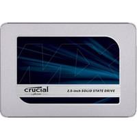 18日0点:crucial 英睿达 MX500 SATA3固态硬盘 500GB