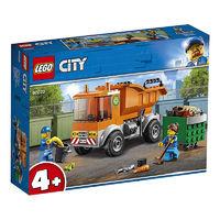 百亿补贴:LEGO 乐高 City 城市系列 60220 城市清理车