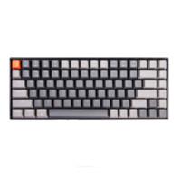 22点开始:J.ZAO 京东京造 K2 84键 蓝牙双模 机械键盘(Gateron茶轴、背光)