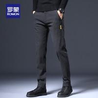 ROMON 罗蒙 S6K145086 男士休闲裤