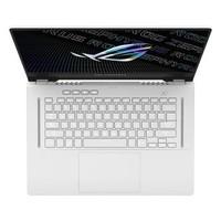 ROG 玩家国度 幻15 15.6英寸 游戏笔记本电脑 白色 (锐龙R9-5900HS、RTX 3070 8G、16GB、1TB SSD、2K、LED、165Hz)