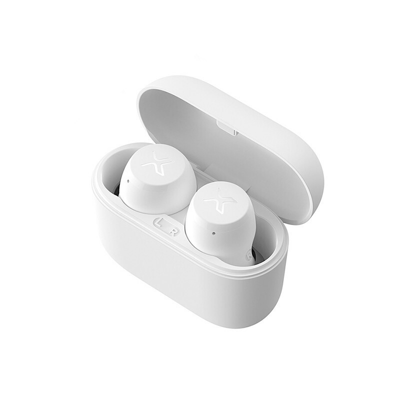 EDIFIER 漫步者 X声迈系列 X3 入耳式真无线蓝牙耳机 白色
