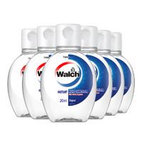 88VIP:Walch 威露士 免水洗洗手液 20ml*6 *3件