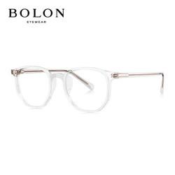 BOLON 暴龙 板材眼镜架 BJ3086+配1.6防蓝光镜片