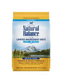 Natural Balance 天衡宝 鸡肉 马铃薯 三文鱼配方 幼犬狗粮 2.04kg