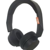 plantronics 缤特力 BackBeat FIT 500 耳罩头戴式蓝牙耳机 黑色