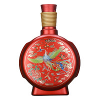 PLUS会员:XIJIU 习酒 窖藏系列 喜宴 53%vol 酱香型白酒 500ml 单瓶装