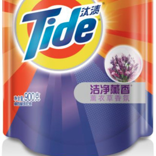 Tide 汰渍 全效360系列 洗衣液 900g*3袋 薰衣草香