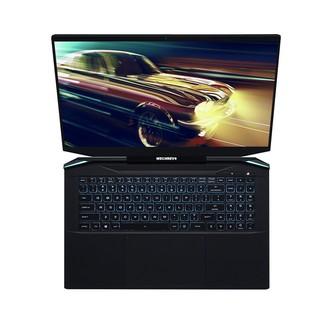 MECHREVO 机械革命 钛钽PLUS 17.3英寸 游戏本电脑 黑色 (酷睿i7-10875H、RTX 3060 6G、16GB、512GB SSD、2K、165Hz、机械革命钛钽)